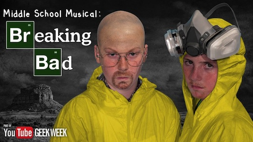 Breaking Bad Middle School Musical