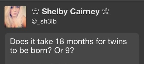 Stupid Celebrity Tweets