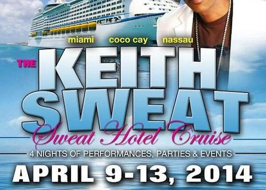 Keith Sweat Cruise