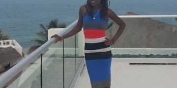 Luvvie in Mexico
