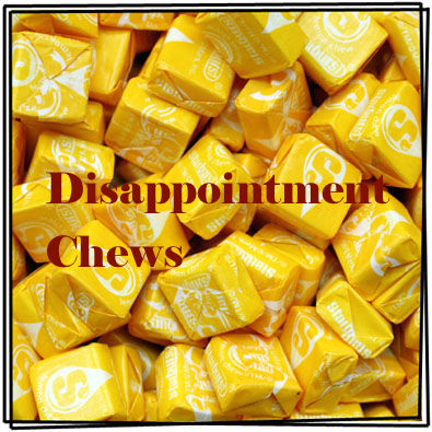 Yellow Starbursts candy 2