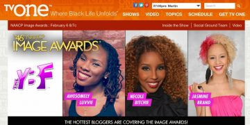 NAACP Image Awards Bloggers