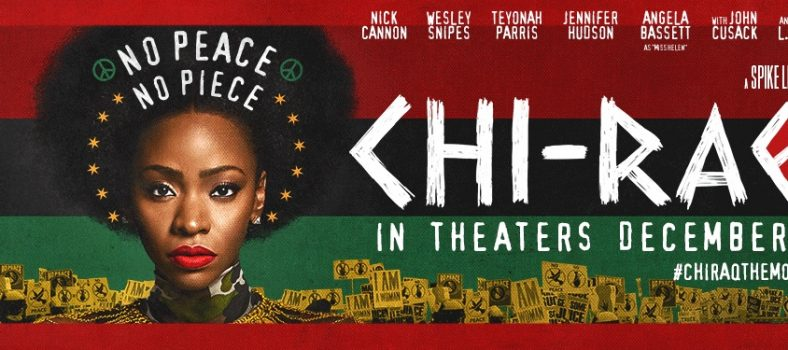Chi-Raq Movie Poster 2