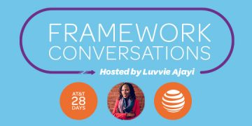 Luvvie Hosts ATT 28Days Podcast