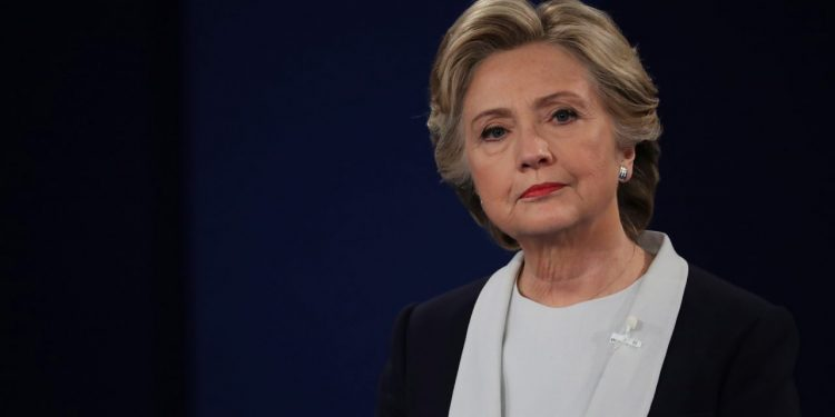 Hillary Clinton Side-eye