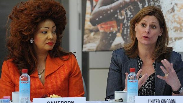 chantal biya madame cameroon