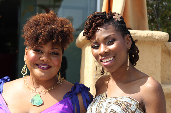 Afrobella and Luvvie