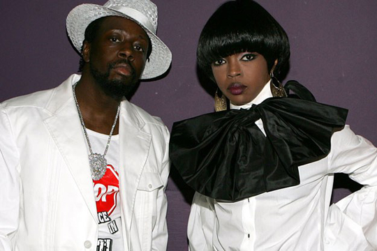 Wyclef jean dating history