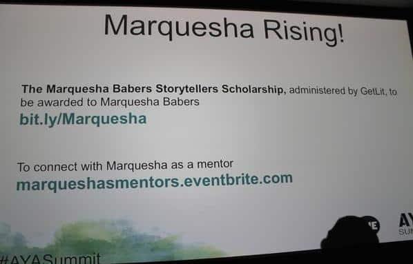 Marquesha Rising