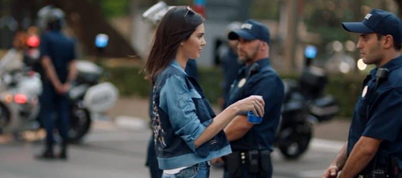 Kendall Jenner Pepsi ad 3