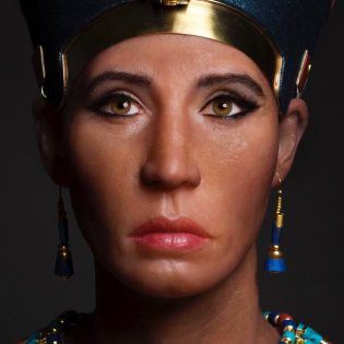 I Don't Think King Tut's Mother, Queen Nefertiti, Was Lady Gaga Thumbnail